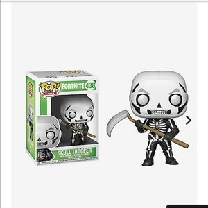 Pop Fortnite Skull Trooper #438
